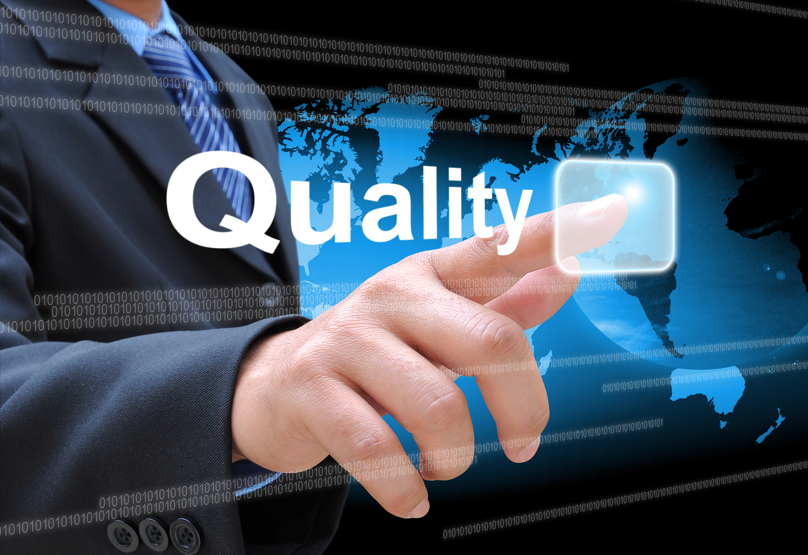 Quality is Control